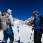 Pioneer Yurt Ski Mountaineering