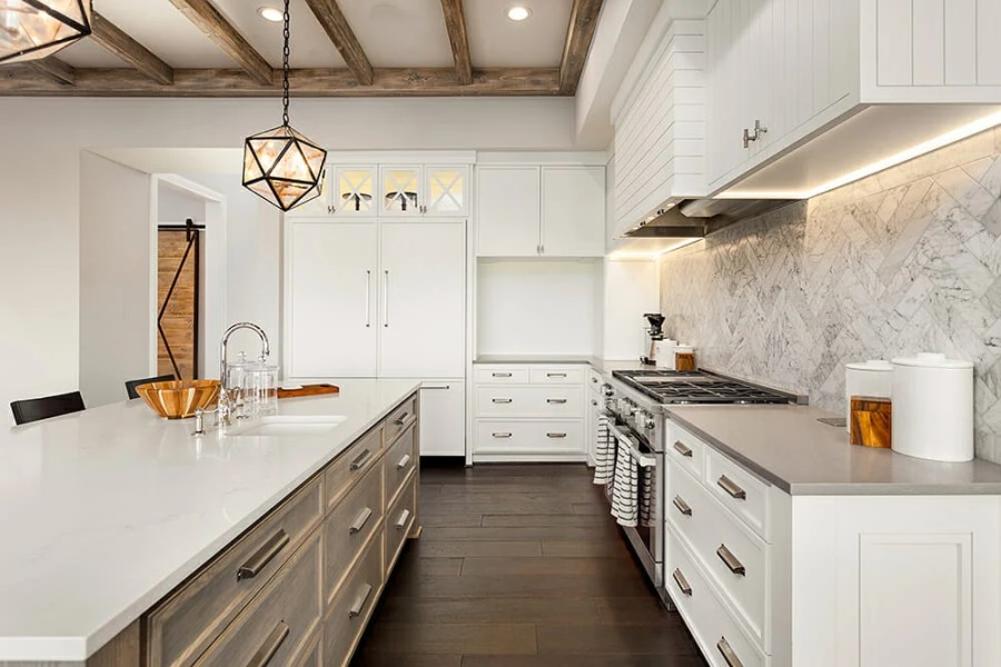 Boston old house remodel