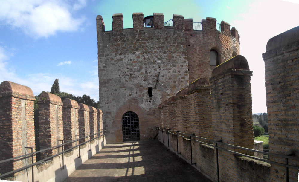 Museum of the Walls in Rome - Courtesy Lalupa