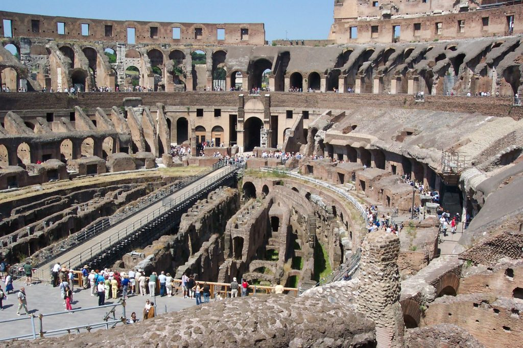 visiting museums in Rome like the Colosseum