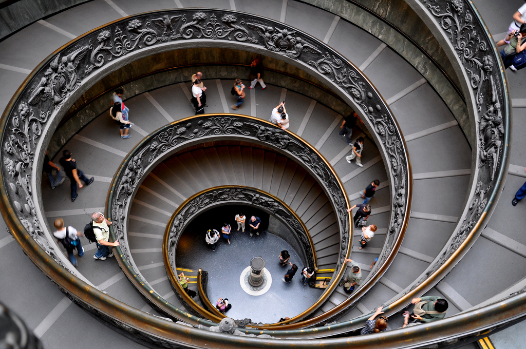 visiting museums in Rome like the Vatican