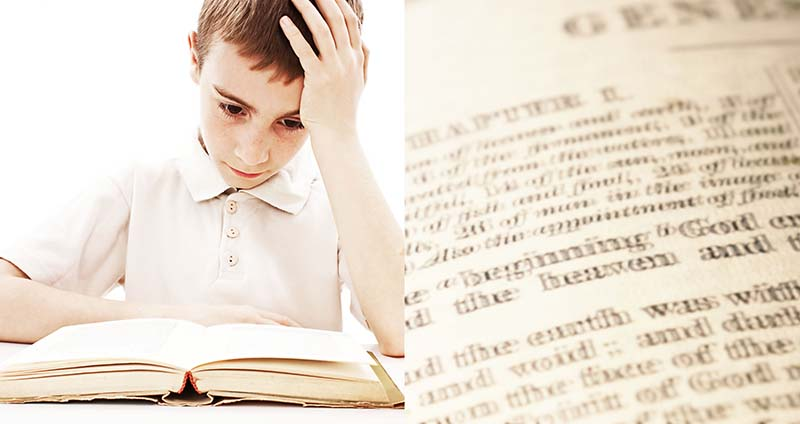 Child Reading Difficulties