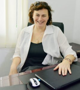 Fabienne Goddyn, naturopathe et hypnothérapeute, Lille.