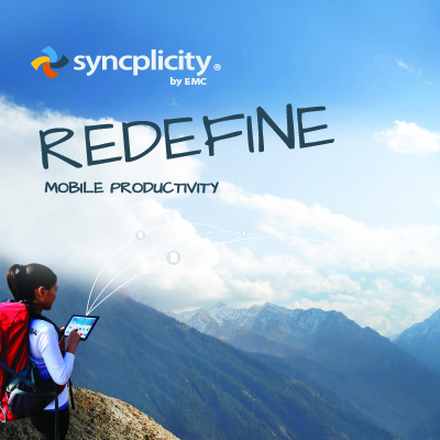 redefine mobile productivity