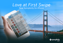 Syncplicity iPhone App