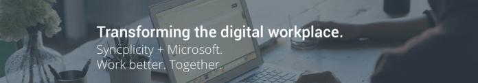 Syncplicity + Microsoft
