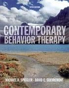 ContemporaryBehaviorTherapy