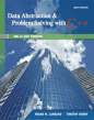 Data Abstractions and Problem Solving