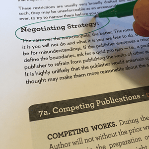 Guide to Textbook Publishing Contracts