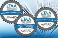 Textbook Award logos
