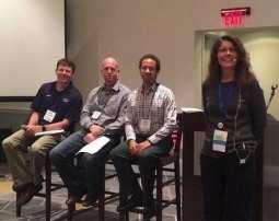 Rick Mullins, Dave Dillon, Brent Blair, Laura Frost