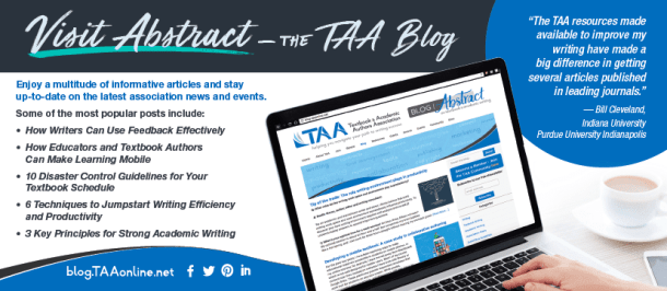 TAA Blog Abstract