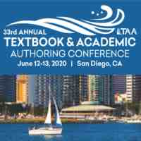 2020 Textbook & Academic Authoring Conference