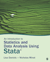 Introduction to Statistics and Data Analysis Using Stata: From Research Design to Final Report