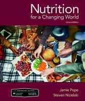 Nutrition for a Changing World, 2nd ed.