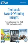 Textbook Award-Winning Insight: From Winners of the 2020 TAA Textbook Awards