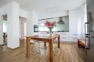 Modern Kitchen Interior Design Architecture Stock Image, Photo o
