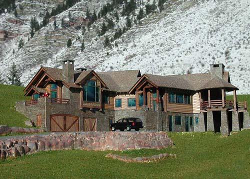 TAB Associates Finished House