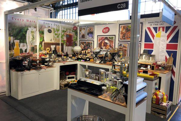 tablecraft nrb tradeshow booth