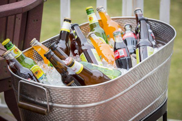 TableCraft Tub Cool Bottles
