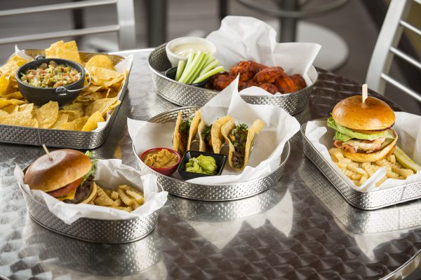 stainless steel dining services