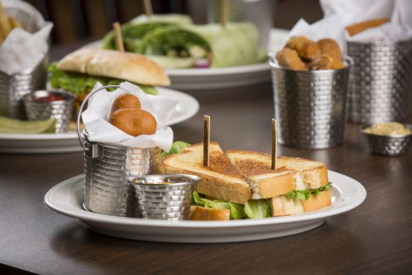 brickhouse collection sandwhich with tots