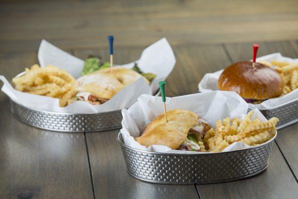 dishes with hamburger