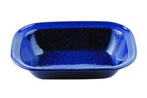 enamelware bowl from tablecraft