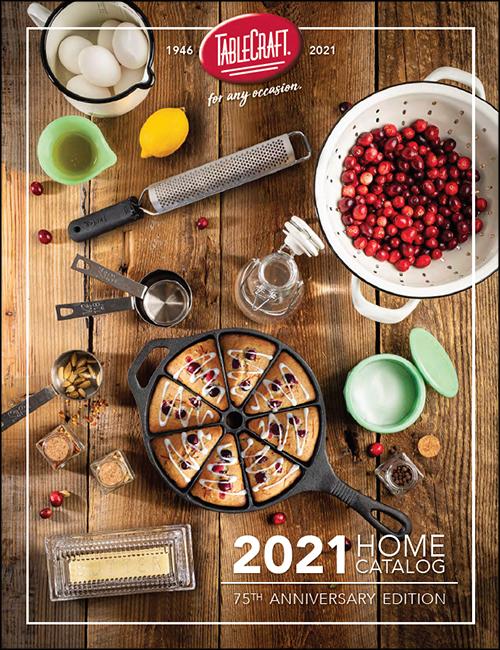 TableCraft Retail Home 2021 Catalog