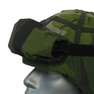 Goggle Cover M90 side view