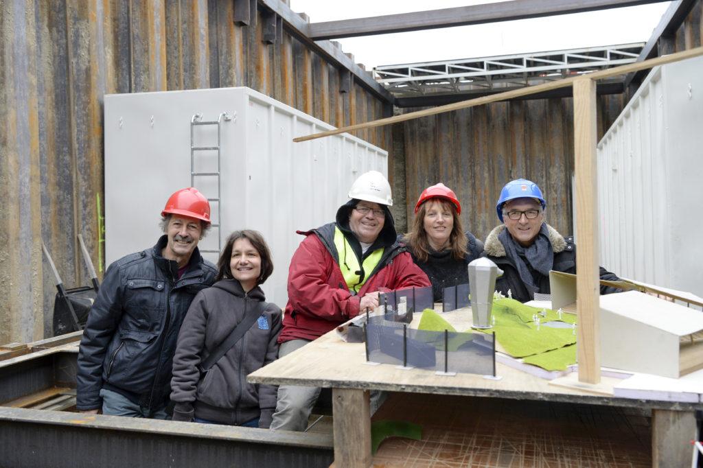 Karl's kühne Gassenschau, die erfolgreichste Gauklertruppe der Schweiz, bereitet ein neues Spektakel für die Zuschauer vor. Im Juni heisst es: Sektor 1. (Foto: Doris Fanconi)