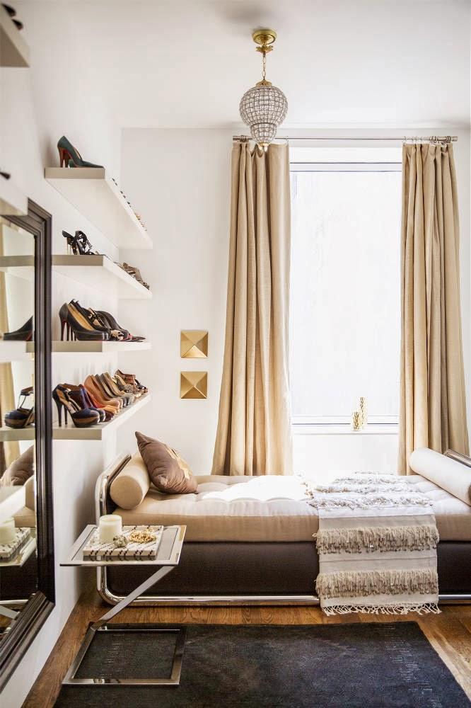 Wohin mit den Klamotten? Sweet Home