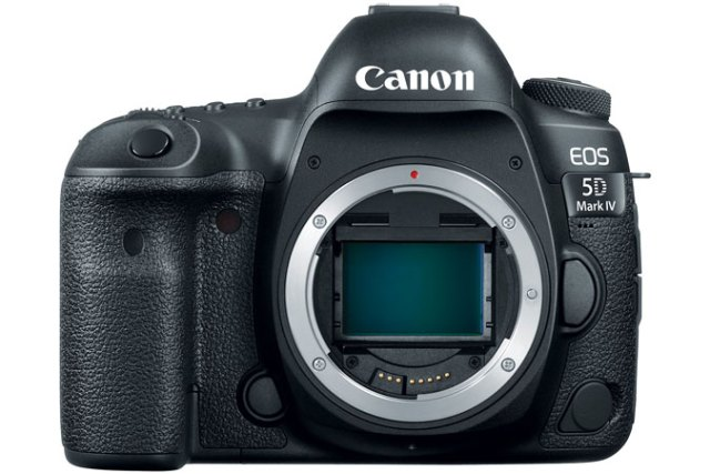 Canon to discontinue the 5D line of cameras.