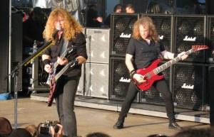 Mayhem 2011 Megadeth