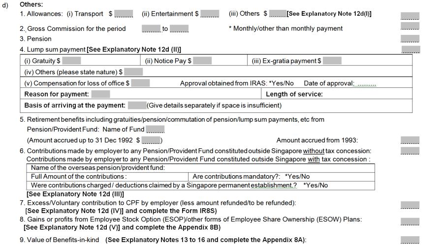 IR8A Form 3