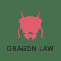 dragonlaw-square-logo-red-gray