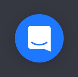 Intercom chat button