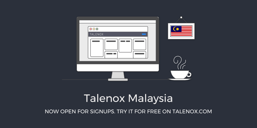 Talenox Malaysia banner