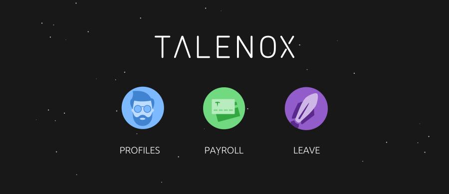 talenox logos
