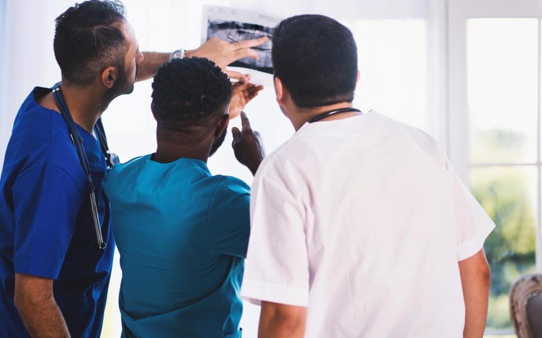 Overworked medical professionals risk burnout