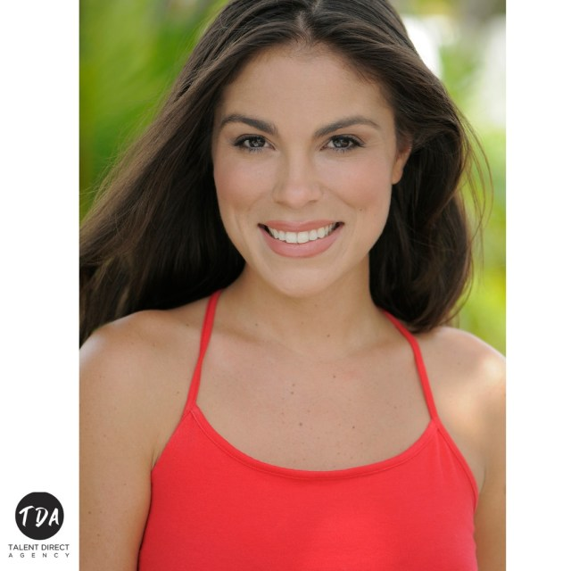 Congrats Brittany on booking principal on a Tech Shoot!
