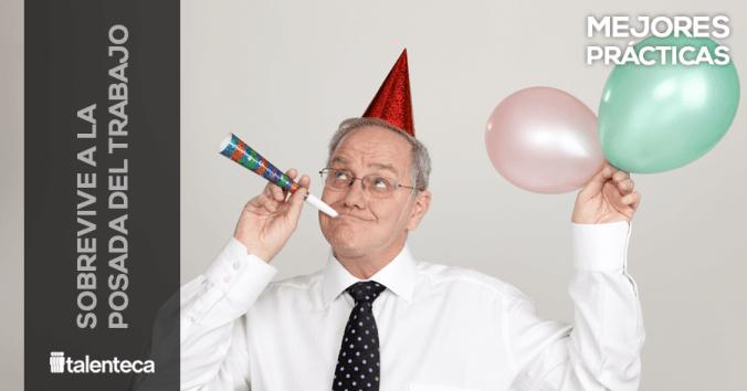 como sobrevivir a la posada del trabajo o fiesta de fin de año