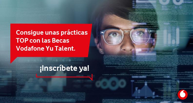 programa vodafone yu talent banner