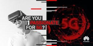 Conviértete en MR o MRS 5G gracias a Huawei