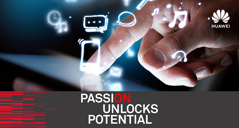passion unlocks potential huawei