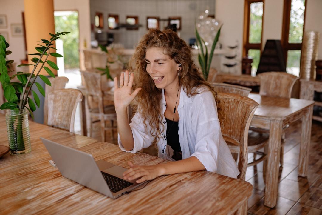 prepararse para una entrevista online