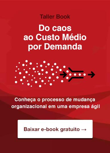 Taller Book – Do Caos ao Custo Médio por Demanda, por Celso Martins.