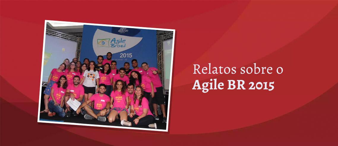 Agile Brazil 2015