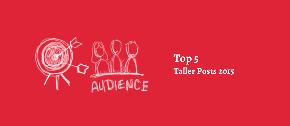 Top 5 Taller Posts 2015