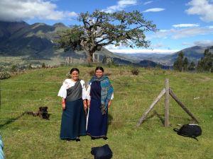 Margarita et sa soeur